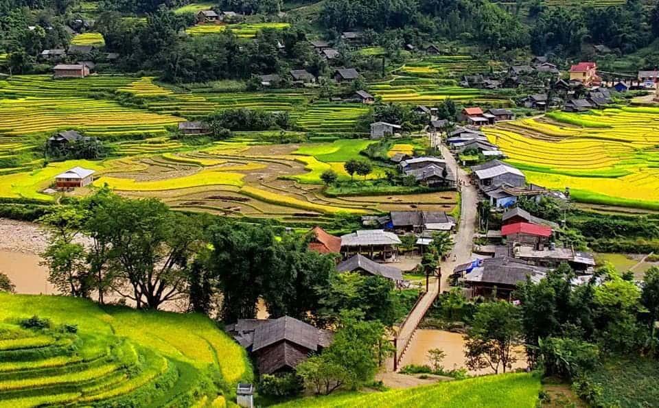 Day 4: Than Uyen – Sapa (110km – 4 hours riding)
