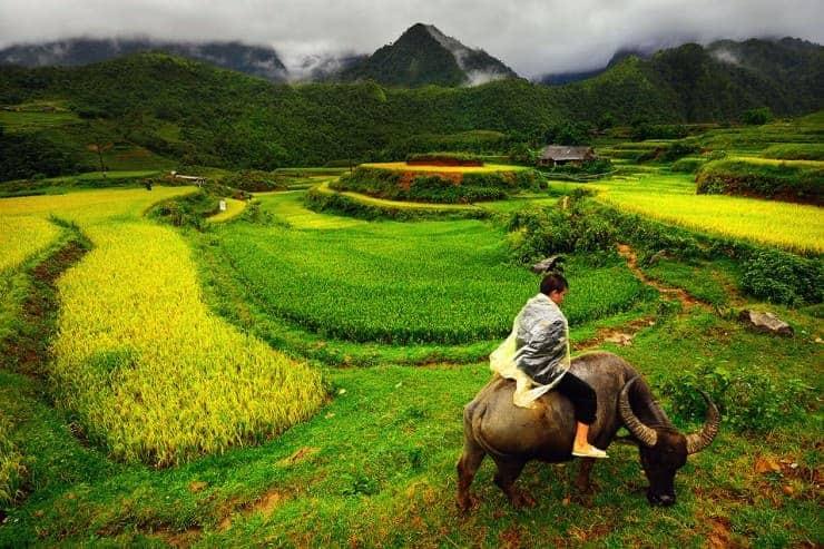 Day 2: Mai Chau – Phu Yen (160km – 5 hours riding)