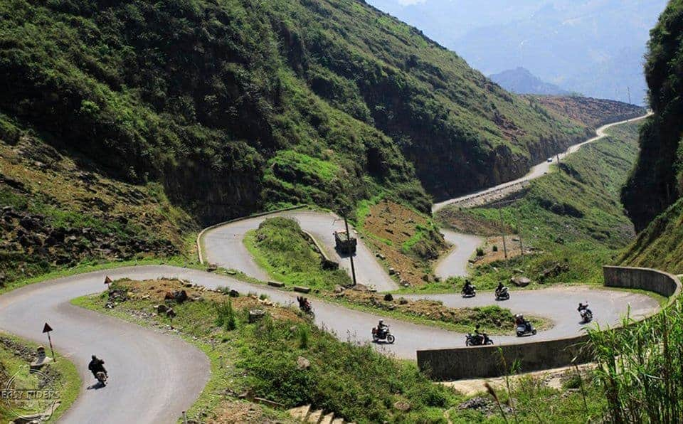 Day 1: Ha Giang – Dong Van (150 km – 5 hours riding)
