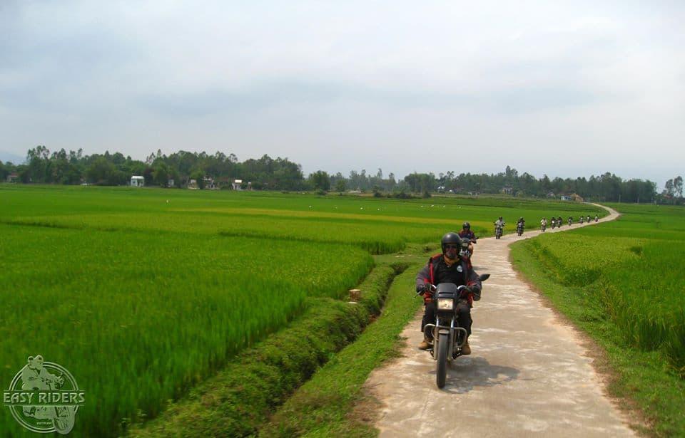 Day 8: Kham Duc - Hoi An (150 km - 5 hours riding)