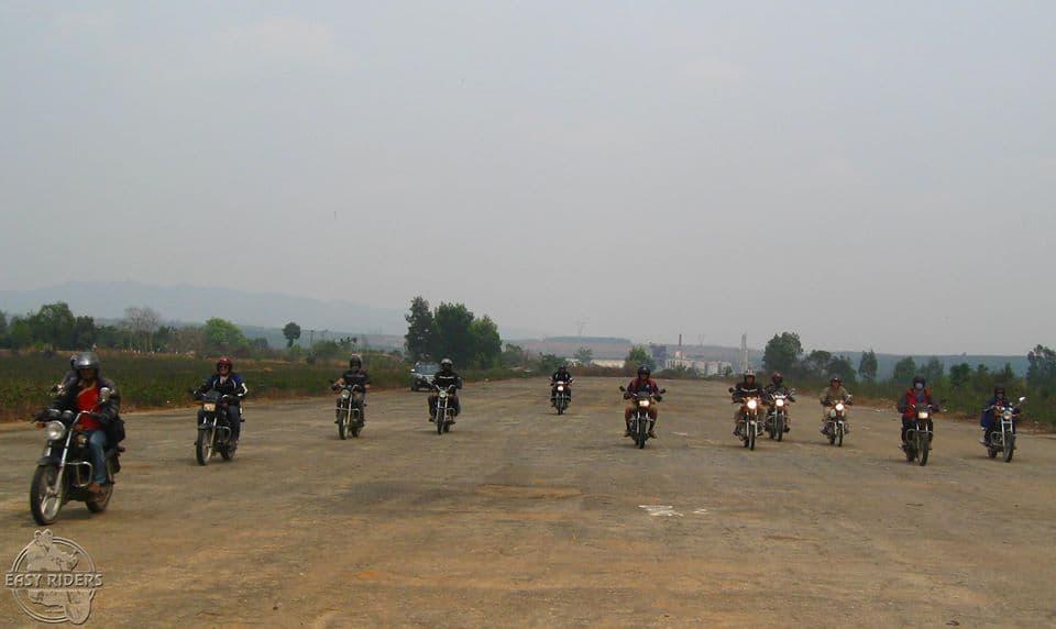 Day 7: Kon Tum - Kham Duc (160 km - 6 hours riding)
