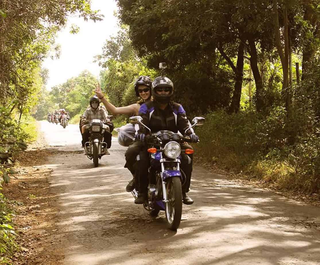 Day 1: Phong Nha - Khe Sanh (210 km - 6 hours riding)