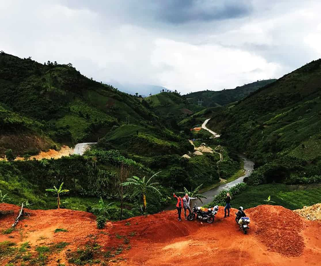 Day 9: Kon Tum – Kham Duc (160 km – 6 hours riding)