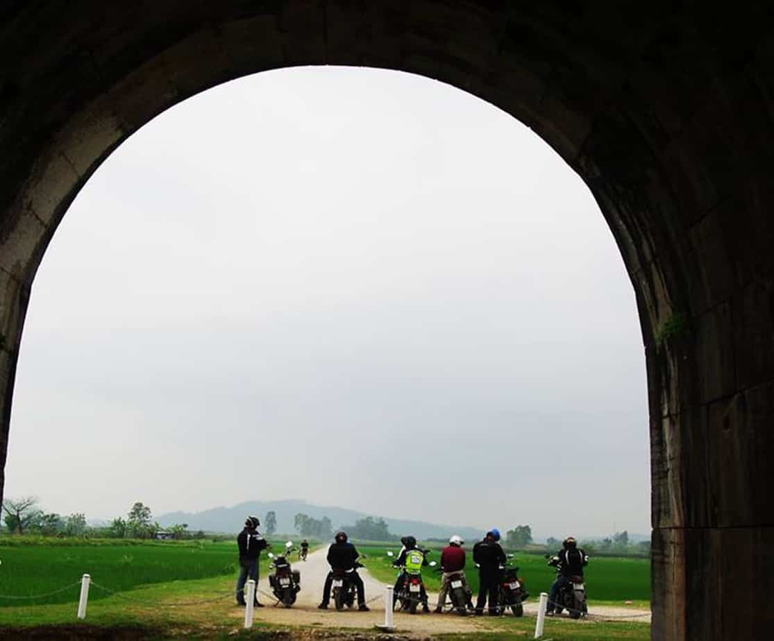 Day 4: Thanh Hoa - Vinh (224 km - 7 hours riding)