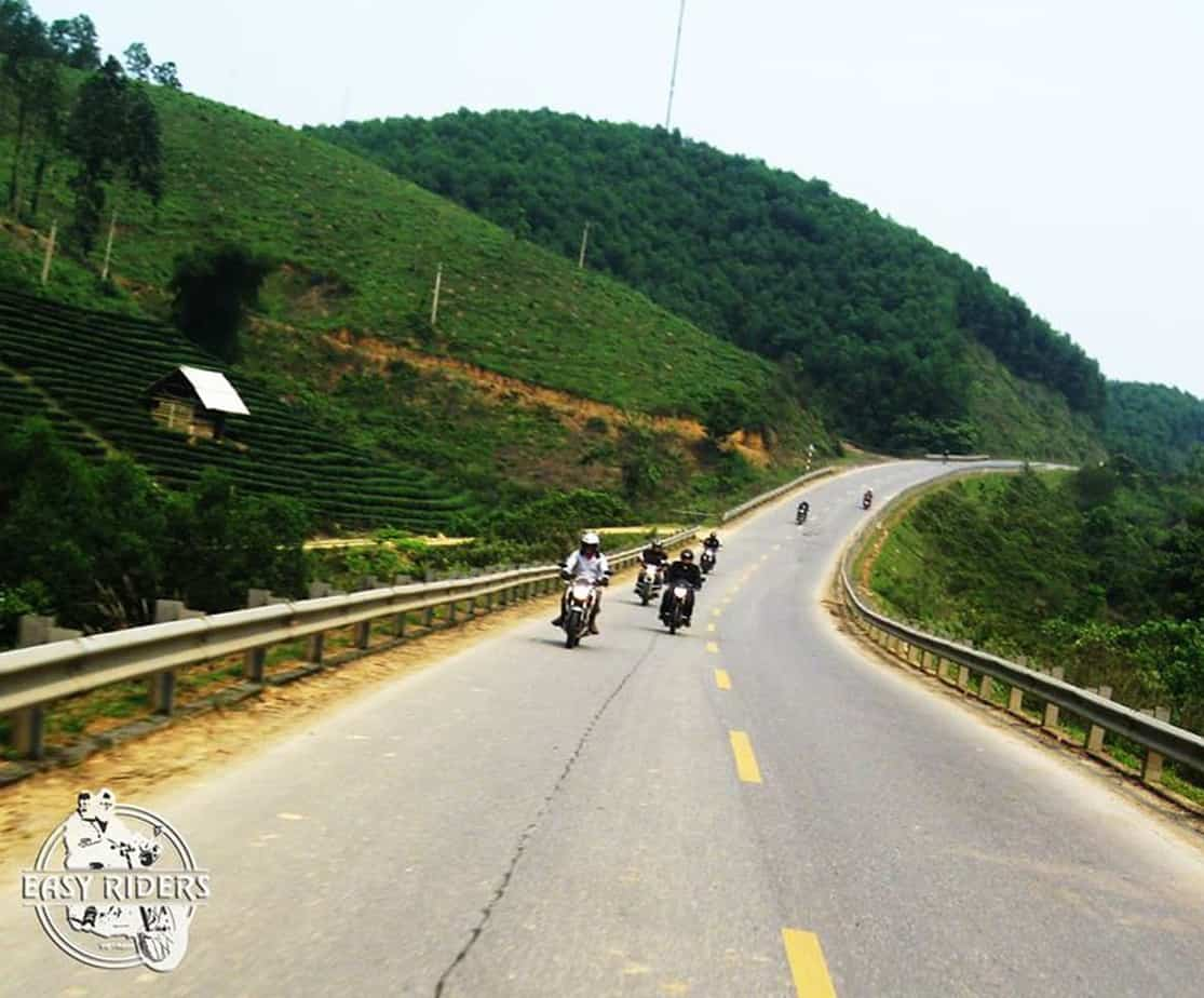 Day 8: Phong Nha - Khe Sanh (210 km - 6 hours riding)