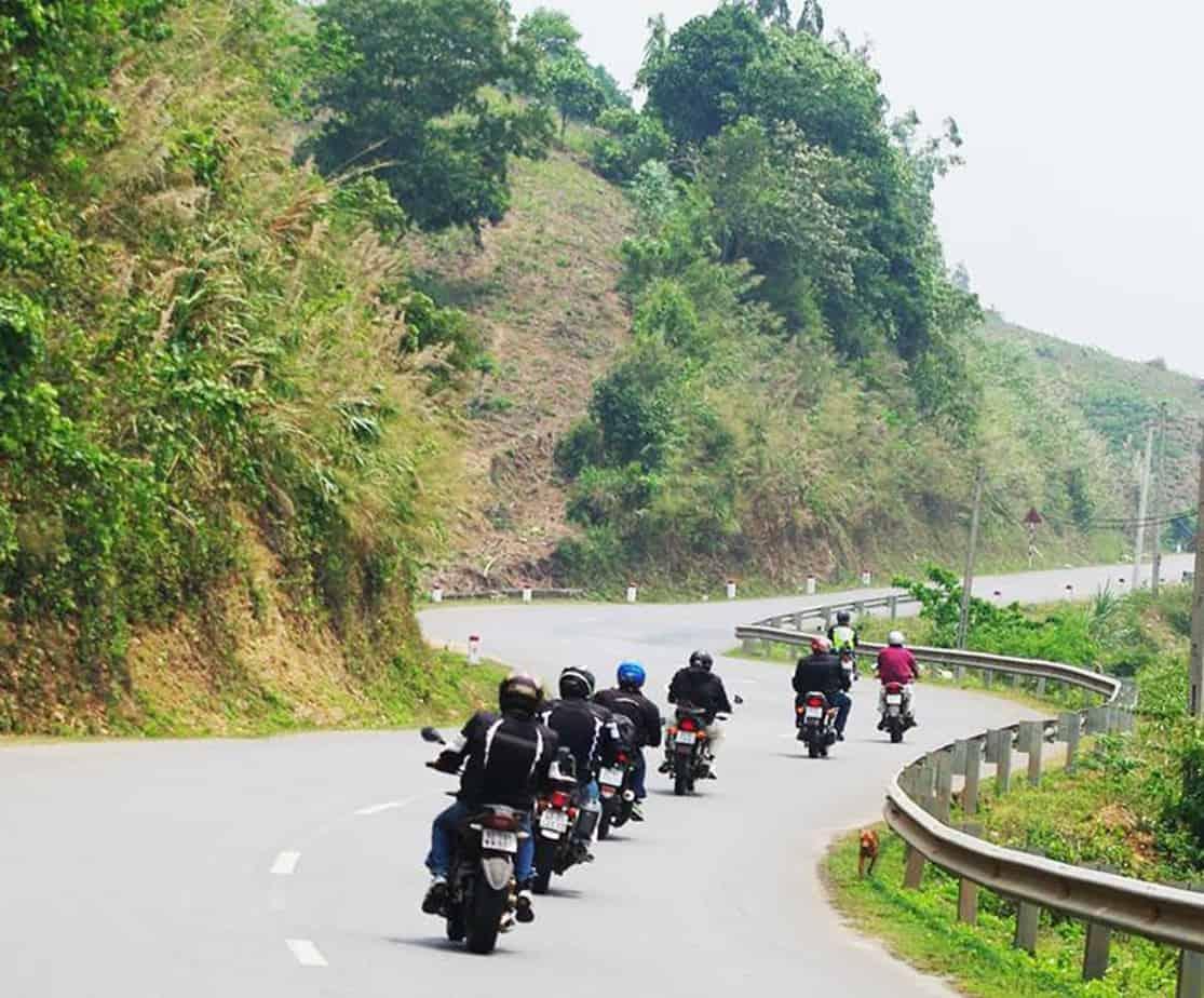 Day 2: Cua Tung Beach – Khe Sanh (160 km – 5 hours riding)