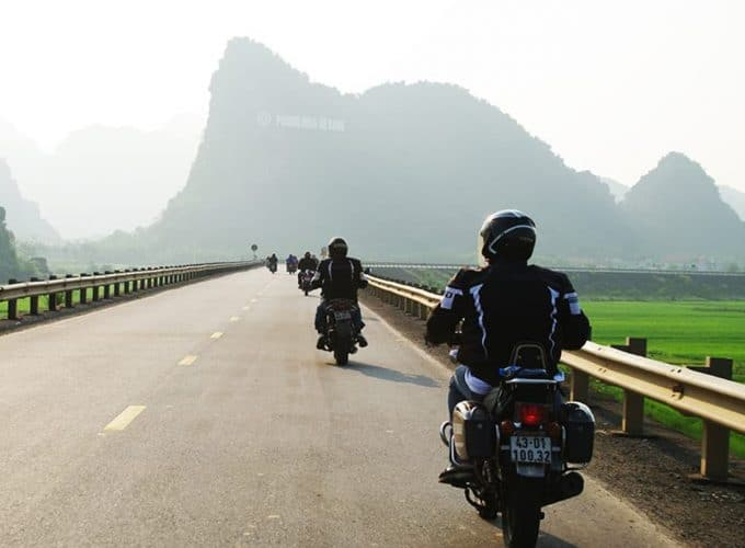 Travel Vietnam the real way by Motorbike!