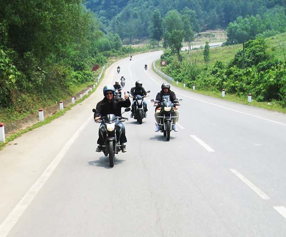 Day 8: Chu Se – Kon Tum (150km – 6 hours riding)