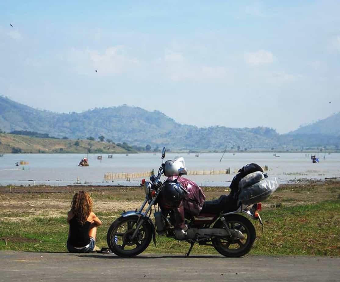 Day 5: Dalat – Lak (165 km – 5 hours riding)
