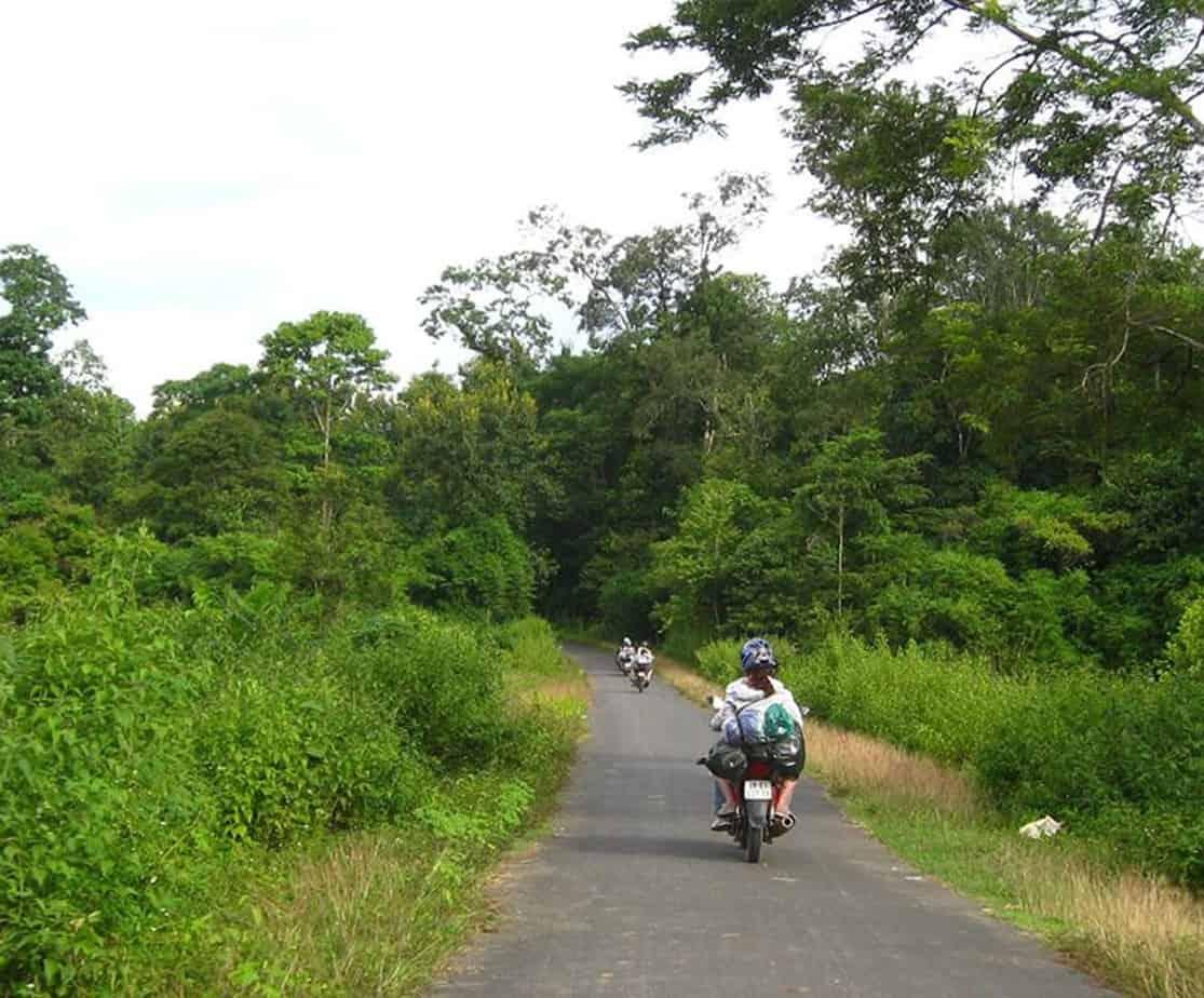 Day 2: Bao Loc to Dalat (140 km – 4,5 hours riding)