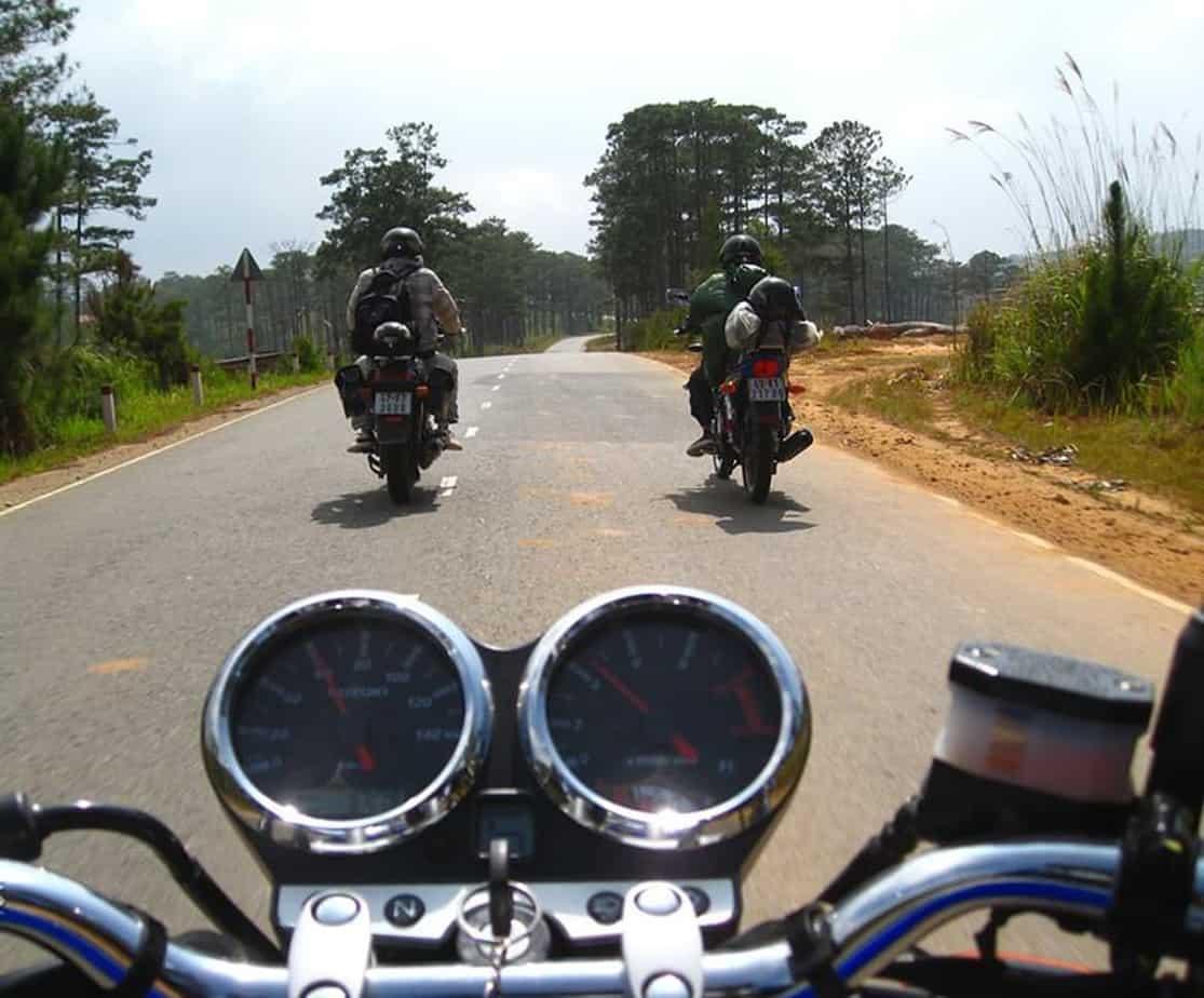 Day 2: Bao Loc - Mui Ne (150 km - 5 hours riding)
