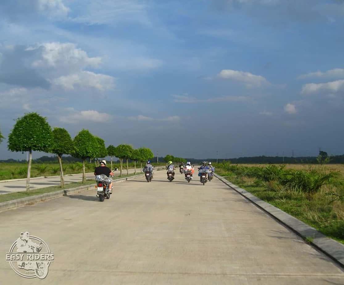 Day 4: Dalat - Bao Loc (140 km - 4 hours riding)