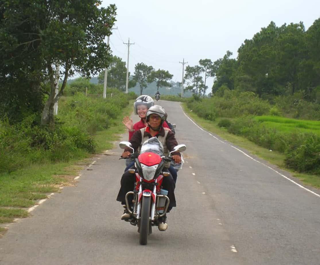 Day 1: Dalat to Bao Loc (140 km - 4 hours riding)