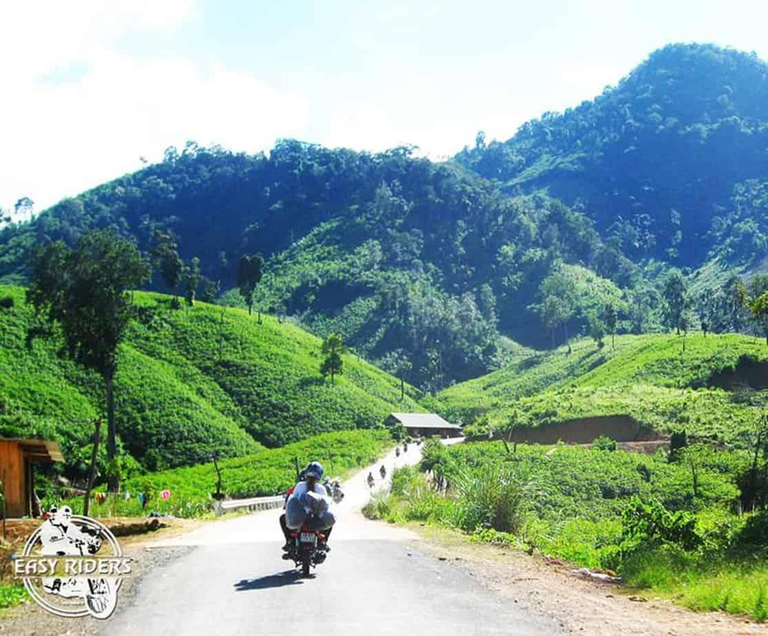 Day 2: Bao Loc – Cu Jut ( 170 km – 6 hours riding)