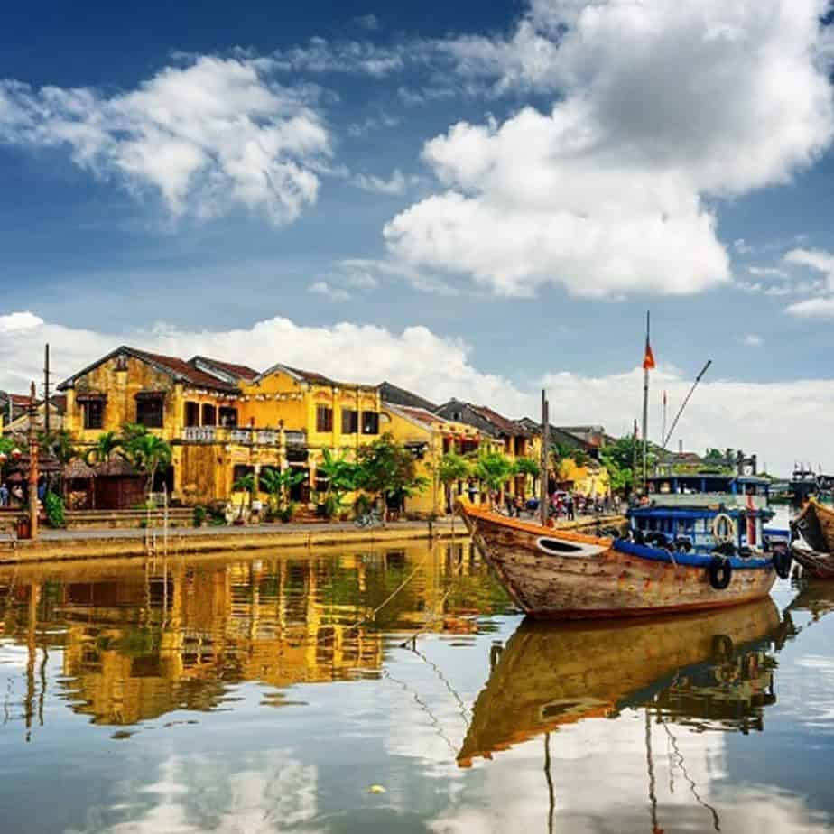 Hoi An Ancient Town, Easy Riders Vietnam