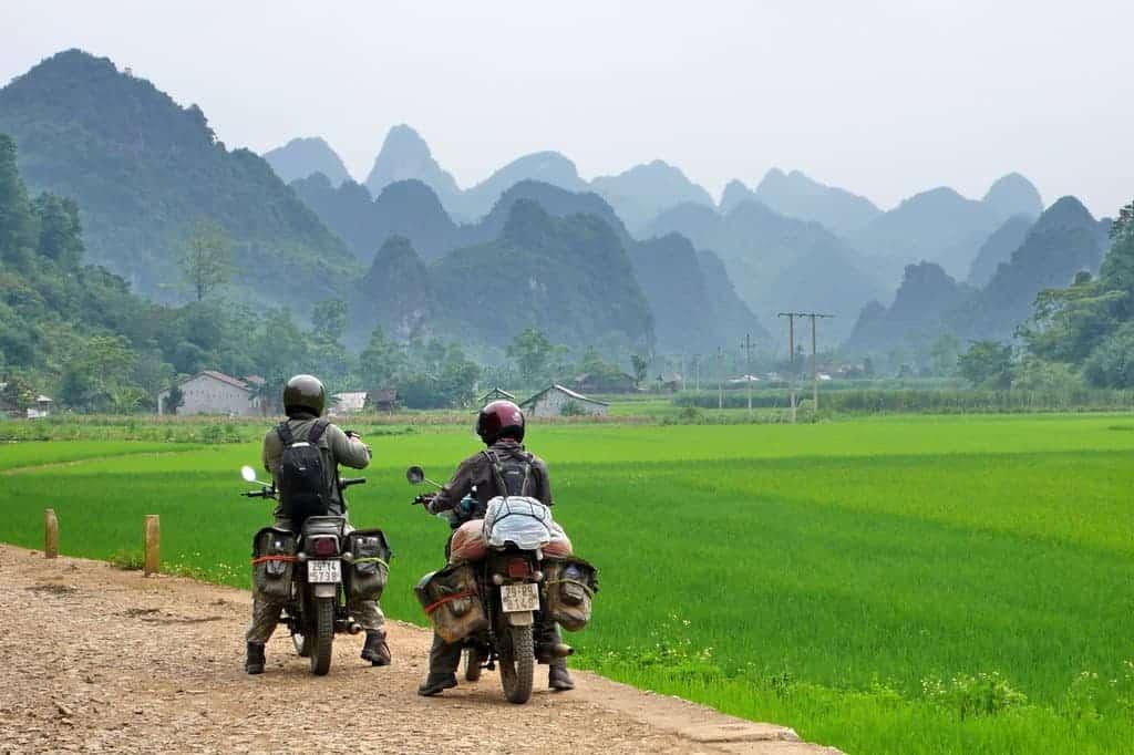 Day 10: Cao Bang – Ba Be lake (150 km - 4 hours riding)