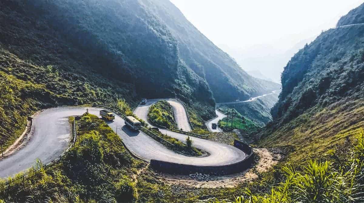 Tham Ma Pass, Ha Giang Easy Rider Loop