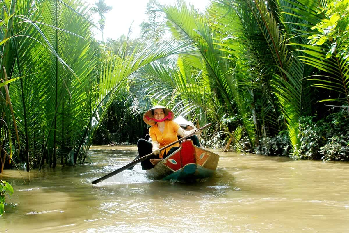 Day 5: Ben Tre - Can Tho (150 km - 5 hours riding)