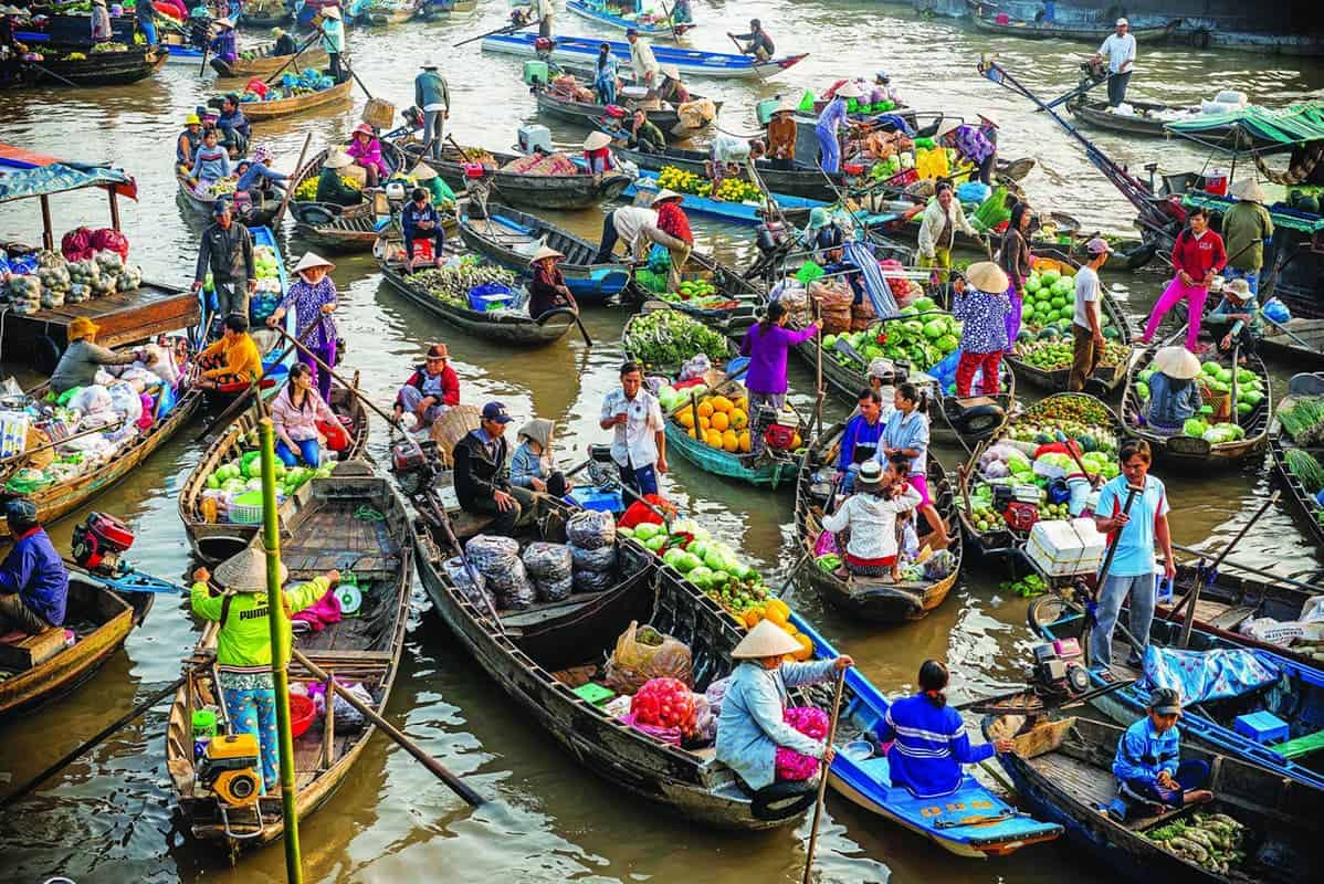 Day 6: Can Tho - Saigon (180 km - 6 hours riding)