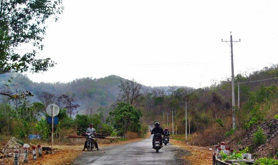 Day 7: Long Hai - Saigon/ Ho Chi Minh City (160 km - 5 hours riding)