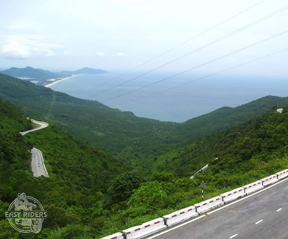 Hoi An to Hue via Hai Van Pass in one day