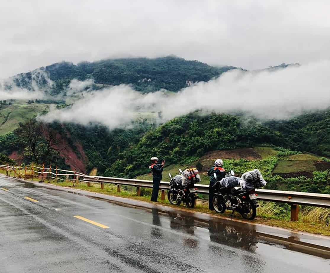 Day 5: Dray Sap Waterfall - Chu Se (230 km - 7 hours riding)