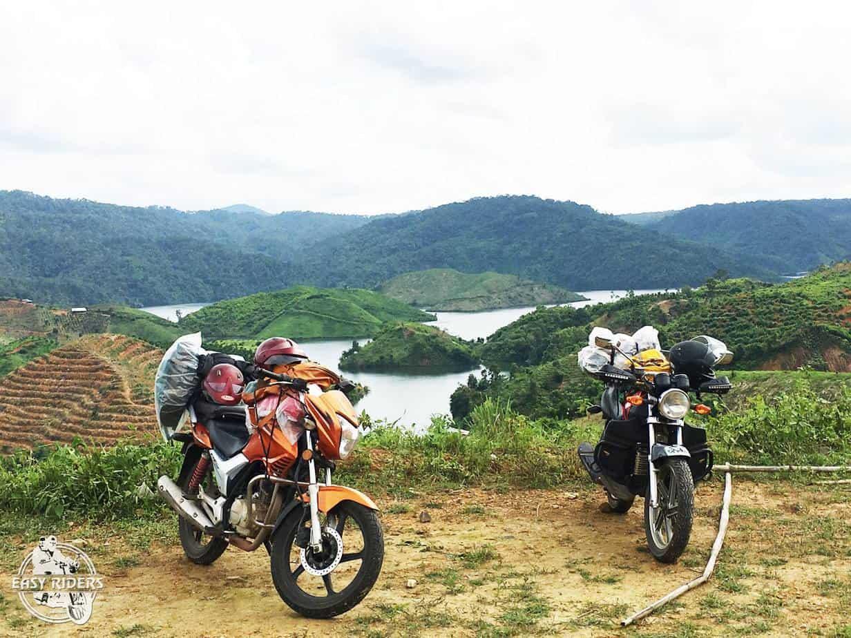 Day 4: Chu Se – Kon Tum (150km – 6 hours riding)