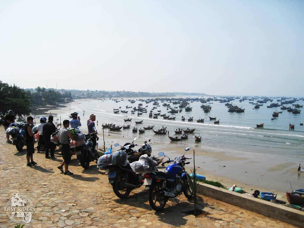 Day 1: Mui Ne to Bao Loc (160 km – 5 hours riding)