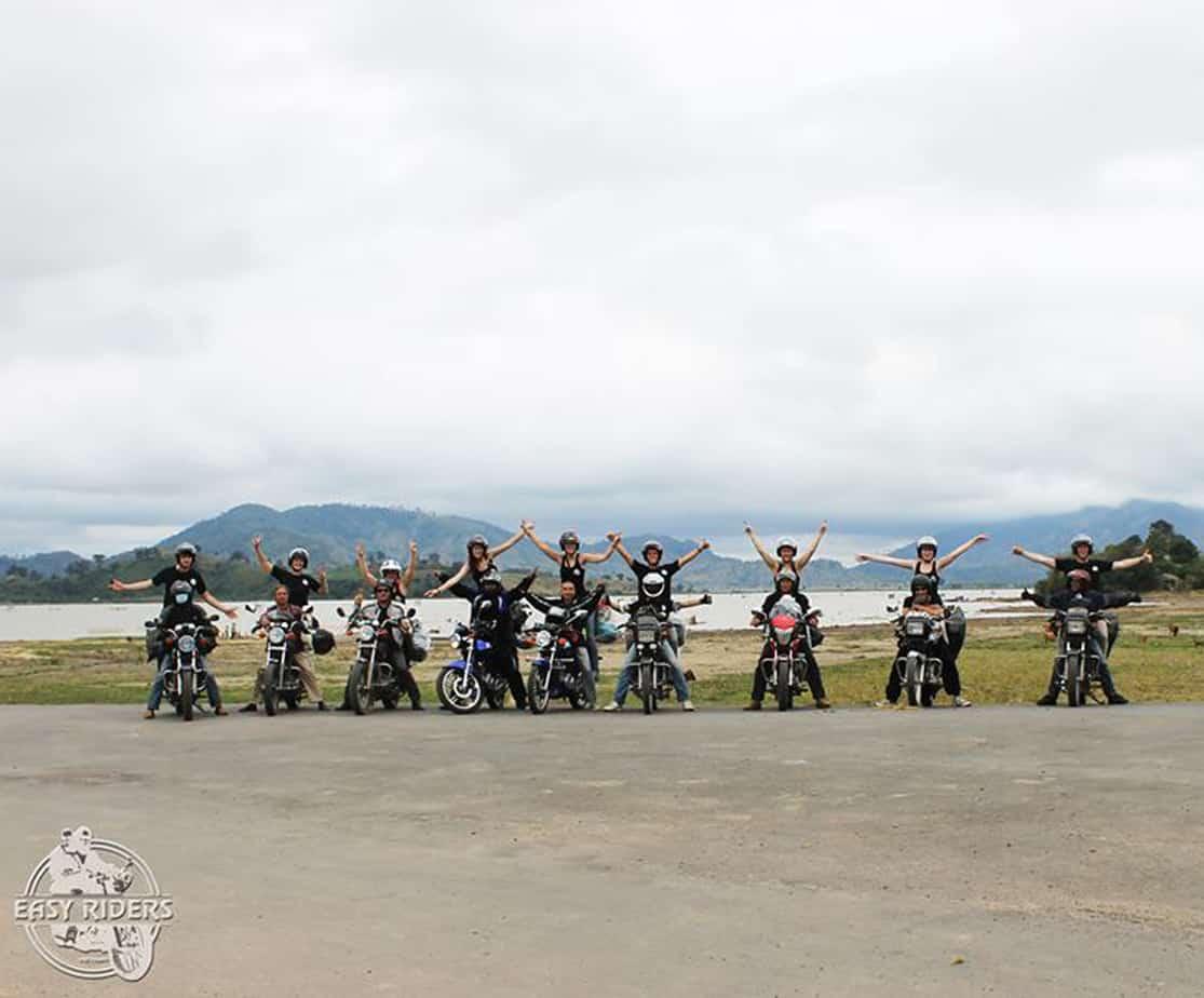 Day 8: Cu Jut – Lak (120 km – 3 hours riding)