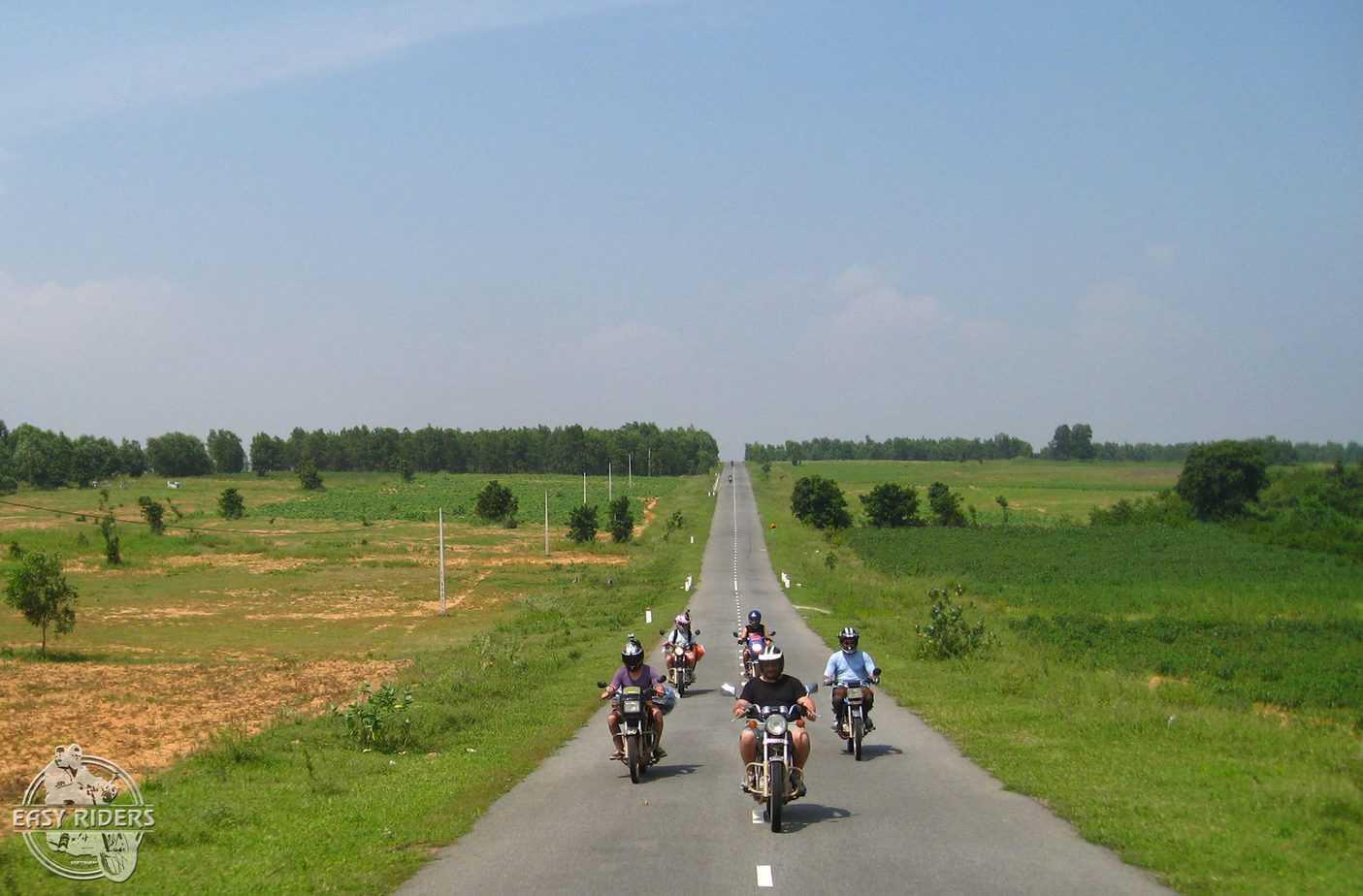 Easy Riders Vietnam Saigon to Hoi An