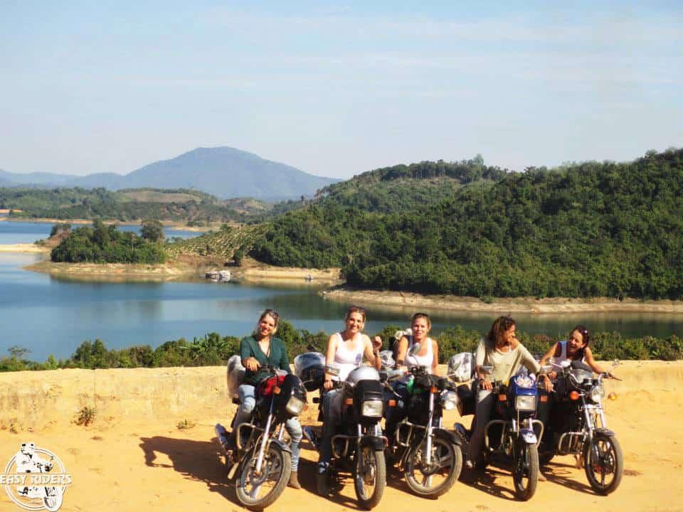 Day 4: Bao Loc – Dalat (140 km – 4,5 hours riding)