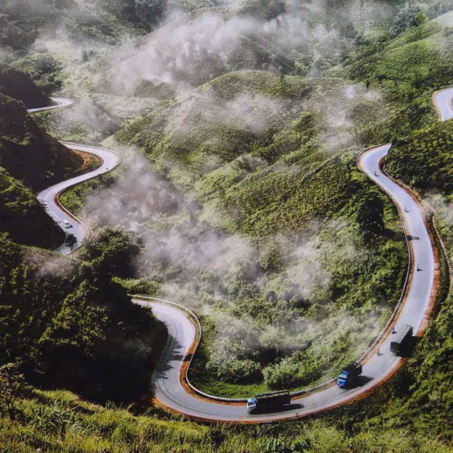 Phoenix Pass, Central Highlands Vietnam