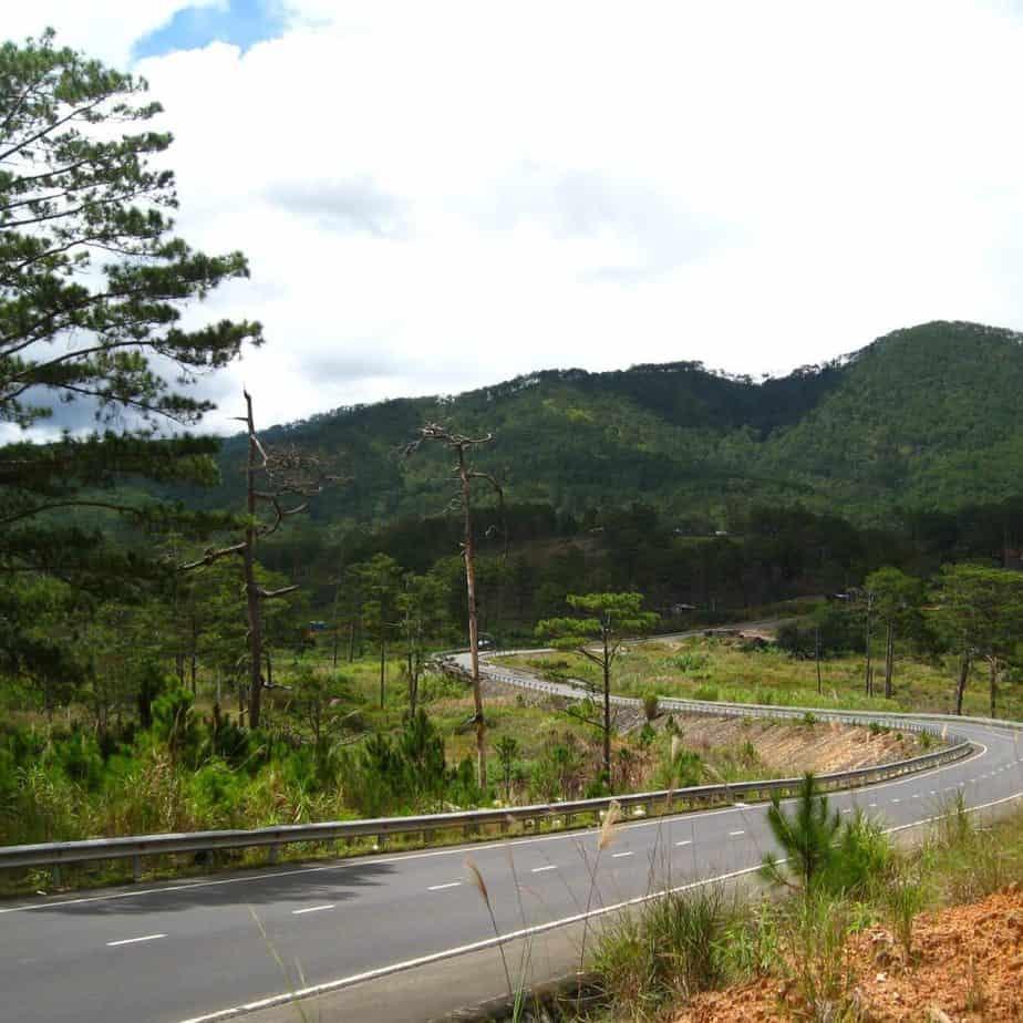 Stunning ride from Dalat to Nha Trang