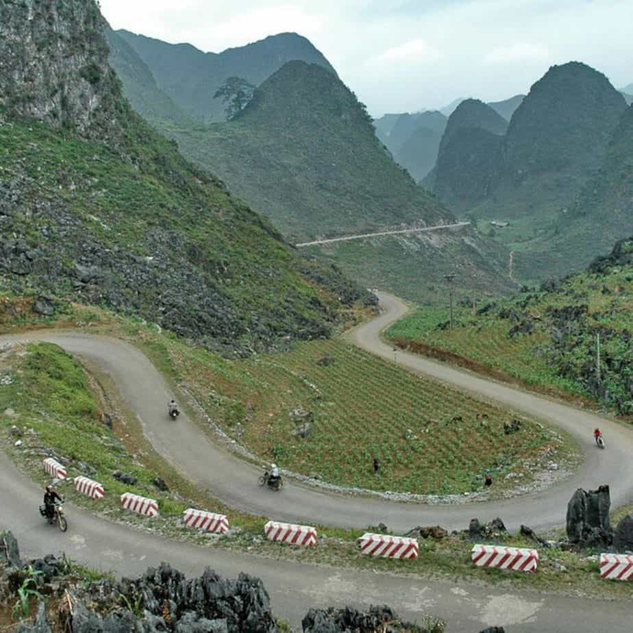 Tham Ma Pass, Ha Giang