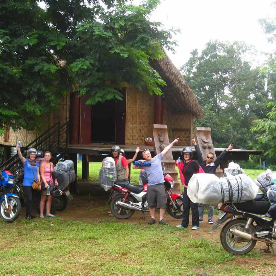 Easy Riders Vietnam Central Highlands