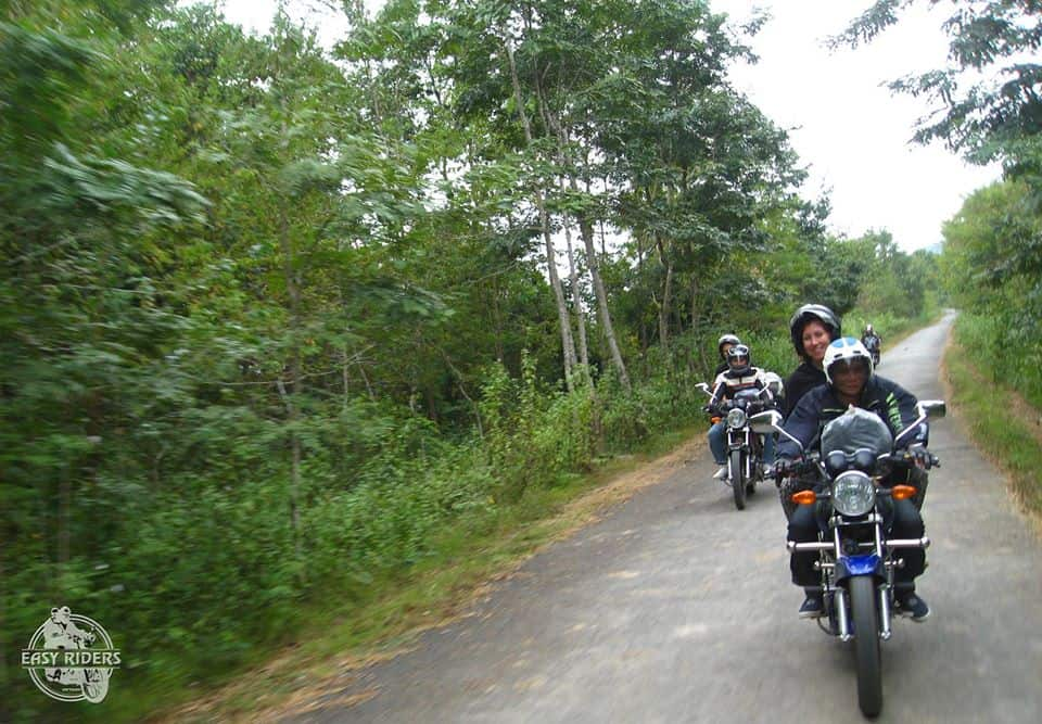 Day 8: P'rao to Hue (185 km - 6 hours riding)