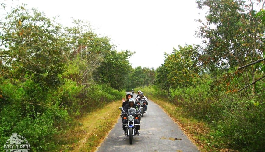 Ride the Central Highlands, Easy Riders Vietnam